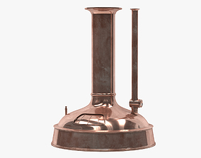 Brewingcopper 002 3D model