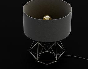 3D model Table light 8
