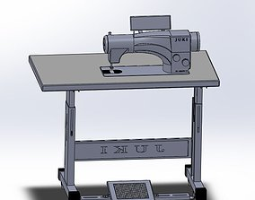 Sewing Machines JUKI 3D print model