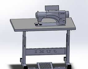 Sewing Machines JUKI 3D printable model