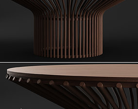 Jazz round table 3D model