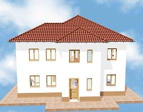 3D print model House 21