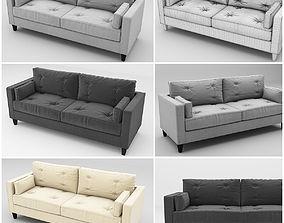 Sam sofa 3D