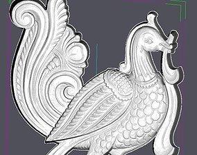 3D printable model duck Birds