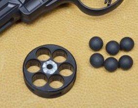 3D print model CYLINDER FOR Umarex Self-Defence Revolver