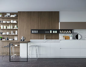 3D model Armony-T16 kitchen