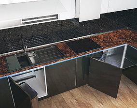 3D Kitchen Furniture V