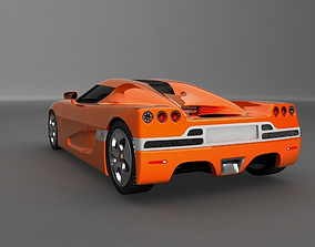 3D model Koenigsegg CCR 2012
