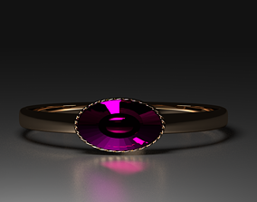 gold ring other 3D model