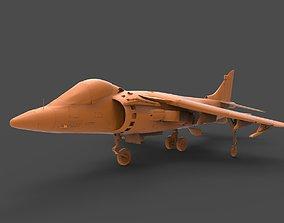 3D printable model AV-8B