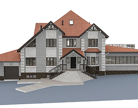 house Big House 3D model