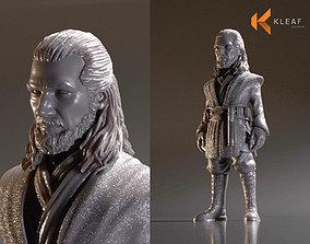Qui-Gon Jinn 3D print model
