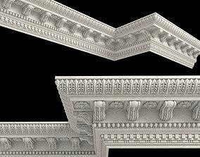 3D model Decor molding 3
