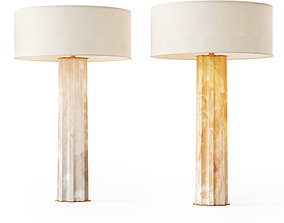 3D Table lamp athena