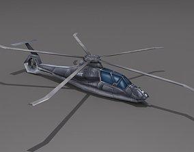 RAH-66 Comanche 3D asset