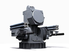 ZRK Pancer ME 3D model