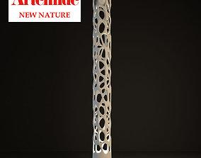 3D Artemide New Nature Floor Lamp