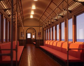 The Train in Spirited Away 3D
