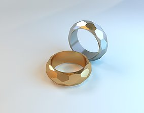 3D printable model Approximated decorative ring