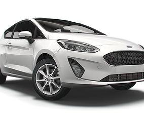 Ford Fiesta Trend 3d 2021