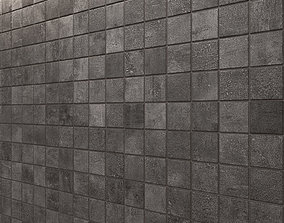 Yurtbay Seramik Ares Black Mosaic 3D model