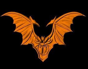 3D printable model Bat pendants