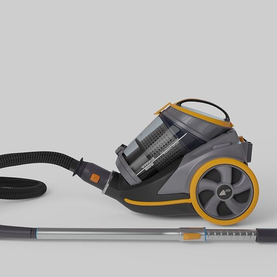 vacuum cleaner puppyoo 3D model