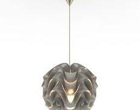 Lamp lighting 3D model