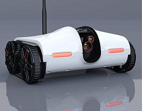 3D Rover Spy Tank
