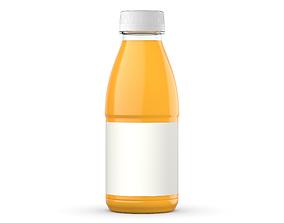 3D model Juice bottle