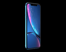 3D model iPhone XR xr