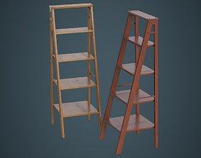 Step Ladder 1A 3D model