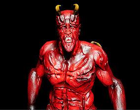 3D asset Demon Character 02