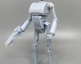 Tx Series Tactical Droid One12 Scale articulation STL 1