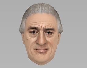 3D Robert De Niro trump