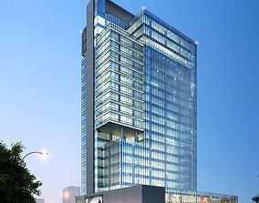 3d building 841