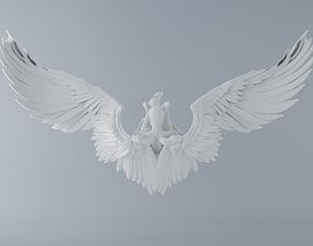 3D printable model Evil angel 002