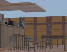 3D model TavernPieces