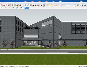 Sketchup Library M6 3D