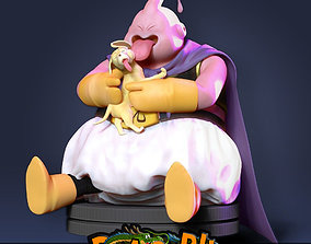 Buu - Dragon Ball Fanart 3D print model