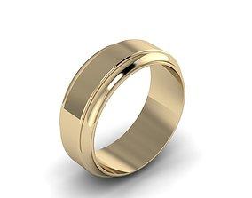 Men Jewerly Ring 005 3D printable model