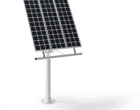 3D Black Solar Collector