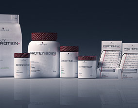 3D Supplements pack