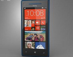 HTC 8X 3D asset