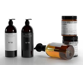 3D model Body Care Products