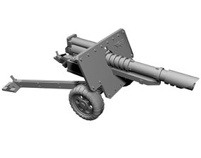 sci 28mm Laser cannon 3d printable