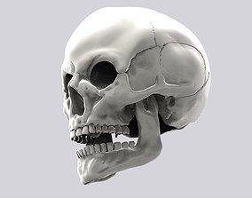 My Skull 3D printable model
