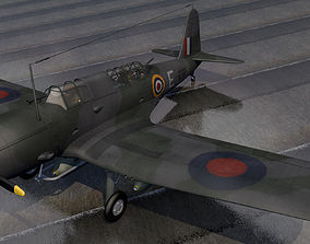 Vought Chesapeake - RAF 3D model
