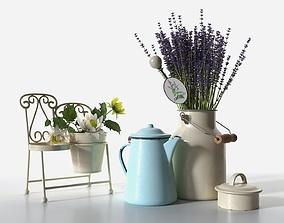 Provence Composition 3D holder
