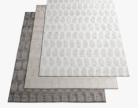 Restoration Hardware Rugs 119 3D